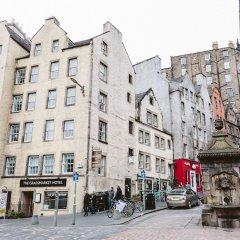 Отель GRASSMARKET Эдинбург