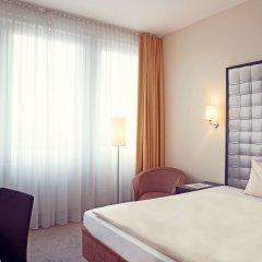 Отель Mercure Ost Messe Мюнхен комната для гостей