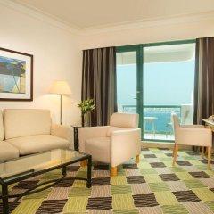 Отель Hilton Dubai Jumeirah 5* Люкс с различными типами кроватей фото 17