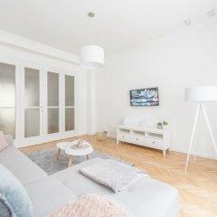 Апартаменты Oasis Apartments at Paulay Ede Street II Будапешт комната для гостей фото 5
