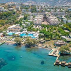 Отель Golden Age Bodrum - All Inclusive пляж фото 2