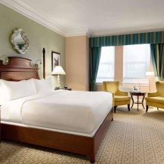 Отель Fairmont Chateau Laurier Канада, Оттава - отзывы, цены и фото номеров - забронировать отель Fairmont Chateau Laurier онлайн комната для гостей фото 3