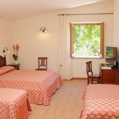 Отель Villa Elisa Аджерола комната для гостей