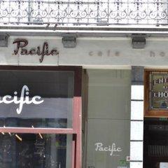 Отель Cafe Pacific - Lounge Bar Брюссель городской автобус