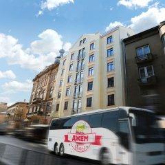 Jam Hotel Lviv Hnatyka Львов городской автобус
