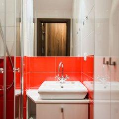 Отель Koscielna Apartment Old Town Польша, Варшава - отзывы, цены и фото номеров - забронировать отель Koscielna Apartment Old Town онлайн ванная
