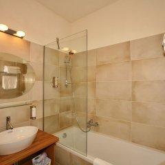 Отель Residence U Mecenáše Чехия, Прага - отзывы, цены и фото номеров - забронировать отель Residence U Mecenáše онлайн ванная фото 2