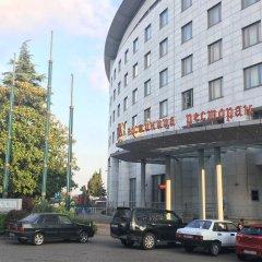 Каравелла отель парковка