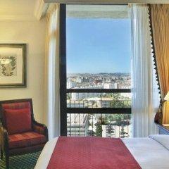 Lisbon Marriott Hotel фото 4