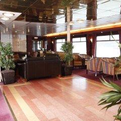 Отель Hotelships Holland - Duesseldorf интерьер отеля
