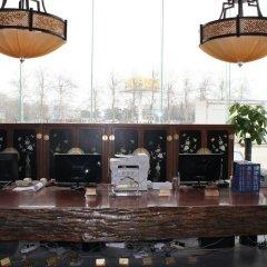 Отель Li Hao Hotel Beijing Guozhan Китай, Пекин - отзывы, цены и фото номеров - забронировать отель Li Hao Hotel Beijing Guozhan онлайн бассейн