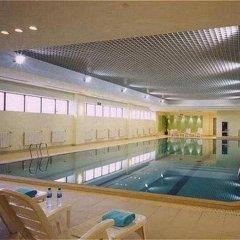 Отель Holiday Inn Suzhou Youlian бассейн