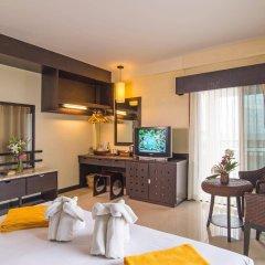 Отель Lanta Pura Beach Resort комната для гостей фото 4