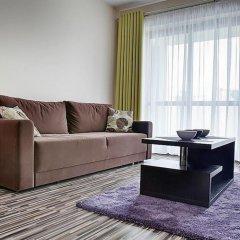 Апартаменты P&O Apartments Gieldowa комната для гостей