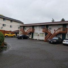 Отель Pacific Lodge Tacoma США, Такома - отзывы, цены и фото номеров - забронировать отель Pacific Lodge Tacoma онлайн парковка