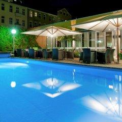 Отель Mercure Hotel Berlin City West Германия, Берлин - отзывы, цены и фото номеров - забронировать отель Mercure Hotel Berlin City West онлайн бассейн фото 2