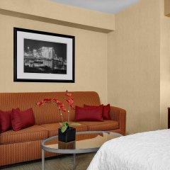 Отель Hampton Inn Manhattan-Times Square North комната для гостей фото 5