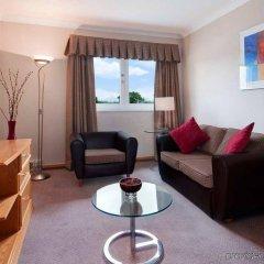Отель Novotel London Stansted Airport комната для гостей фото 4