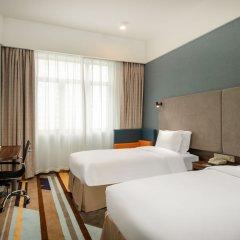 Отель Holiday Inn Express Shenzhen Luohu Китай, Шэньчжэнь - отзывы, цены и фото номеров - забронировать отель Holiday Inn Express Shenzhen Luohu онлайн фото 8