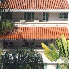 Áurea Hotel & Suites балкон
