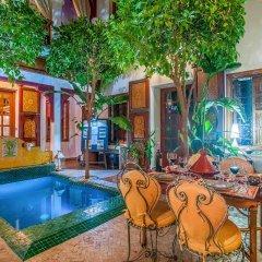 Отель Riad Sadaka бассейн фото 3