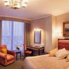 Visotsky Hotel and Apartment Екатеринбург комната для гостей фото 5