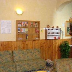 Отель Albergo Villalma Римини интерьер отеля