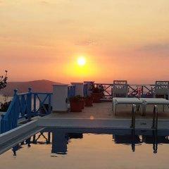 Отель Kasimatis Suites Греция, Остров Санторини - отзывы, цены и фото номеров - забронировать отель Kasimatis Suites онлайн приотельная территория