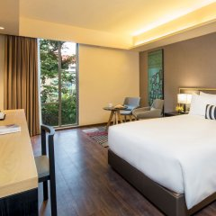 Отель Travelodge Sukhumvit 11 Бангкок комната для гостей фото 3