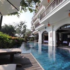 Отель Hoi An Odyssey Hotel Вьетнам, Хойан - 1 отзыв об отеле, цены и фото номеров - забронировать отель Hoi An Odyssey Hotel онлайн фото 11