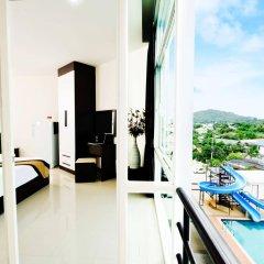Отель Glory Place Hua Hin балкон
