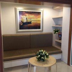 Отель Thonglor 21 Residence By Bliston Бангкок интерьер отеля