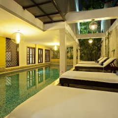 Little Hoian Boutique Hotel & Spa Хойан бассейн фото 3