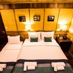 Отель Bhaya Cruises Халонг комната для гостей