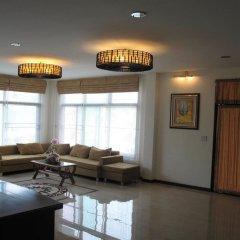 Отель QG Resort интерьер отеля фото 2