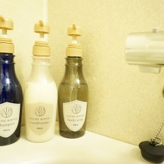 Отель Mars Garden Hotel Hakata Япония, Хаката - отзывы, цены и фото номеров - забронировать отель Mars Garden Hotel Hakata онлайн ванная