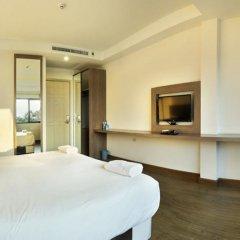 Milan Airport Hostel Бангкок комната для гостей