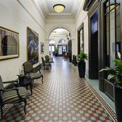 Отель Heritage Christchurch интерьер отеля