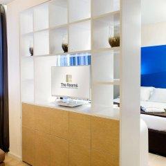 Отель The Rooms Hotel, Residence & Spa Албания, Тирана - отзывы, цены и фото номеров - забронировать отель The Rooms Hotel, Residence & Spa онлайн комната для гостей фото 2