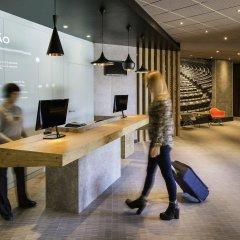 Hotel ibis Porto Gaia интерьер отеля