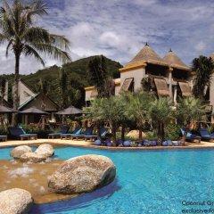 Отель Movenpick Resort Bangtao Beach Пхукет бассейн фото 3