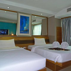 Отель D Day Resotel Pattaya Таиланд, Паттайя - отзывы, цены и фото номеров - забронировать отель D Day Resotel Pattaya онлайн комната для гостей фото 2