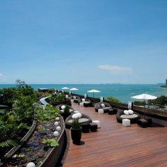 Отель Hilton Pattaya пляж