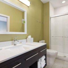 Отель Home2 Suites by Hilton Amarillo США, Амарилло - отзывы, цены и фото номеров - забронировать отель Home2 Suites by Hilton Amarillo онлайн ванная фото 2