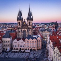 Апартаменты Superior Suites & Apartments in the Heart of Prague городской автобус
