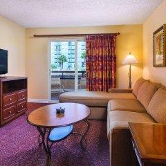 Отель Desert Rose Resort США, Лас-Вегас - 9 отзывов об отеле, цены и фото номеров - забронировать отель Desert Rose Resort онлайн комната для гостей фото 5