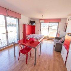 Отель Estudio Madrid Испания, Курорт Росес - отзывы, цены и фото номеров - забронировать отель Estudio Madrid онлайн комната для гостей фото 2