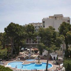 Отель Best Mediterraneo Испания, Салоу - 5 отзывов об отеле, цены и фото номеров - забронировать отель Best Mediterraneo онлайн балкон