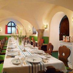 Goldener Hirsch, A Luxury Collection Hotel Зальцбург питание фото 3