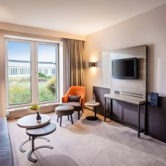 Sheraton Duesseldorf Airport Hotel комната для гостей фото 9